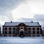 Butler Gymnasium, St. Bonaventure university