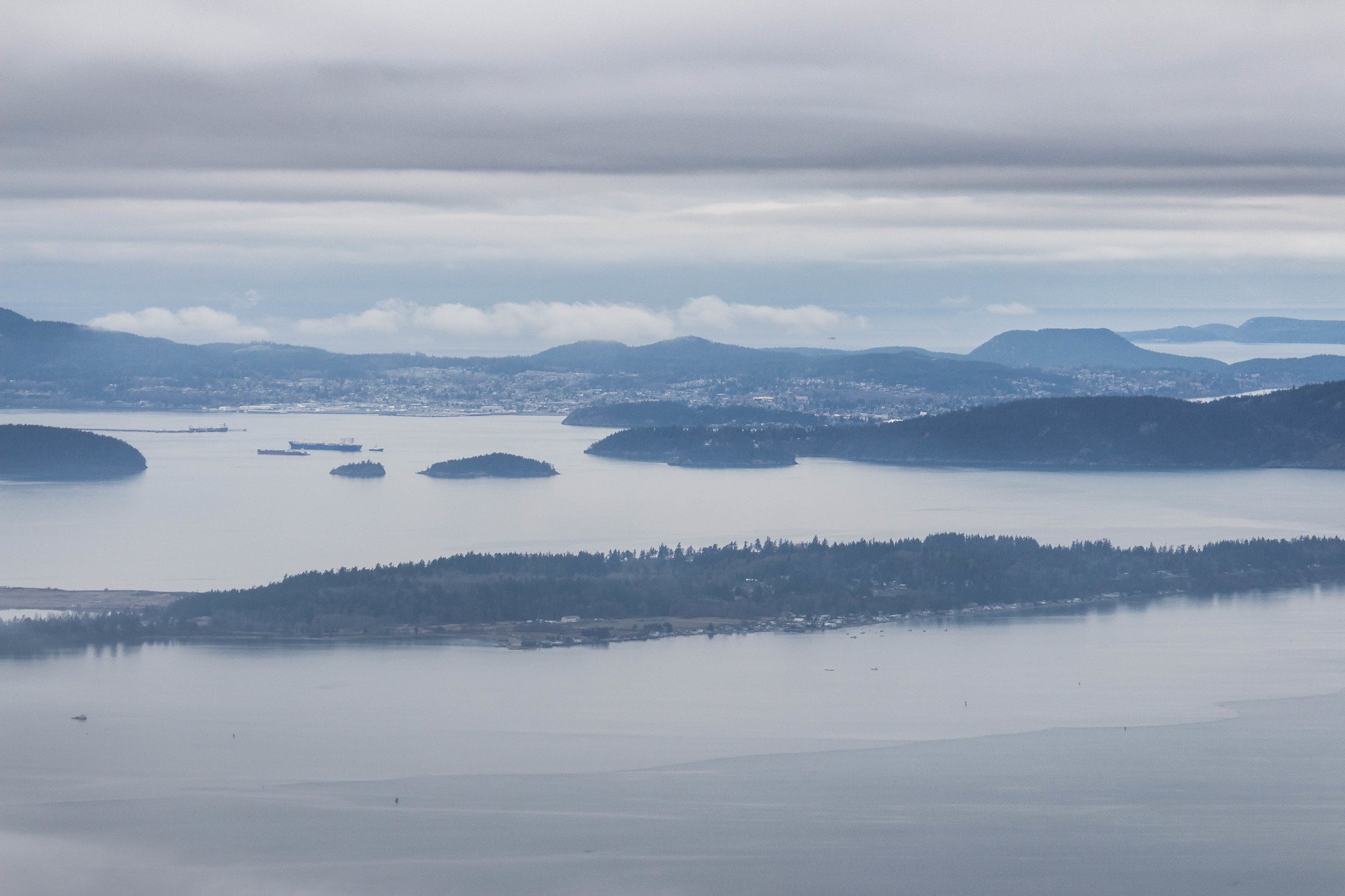 Anacortes and islands