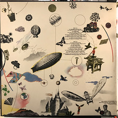 LED ZEPPELIN:LED ZEPPELIN III(JACKET C)