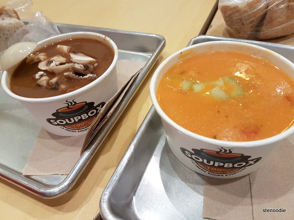 Soupbox soups