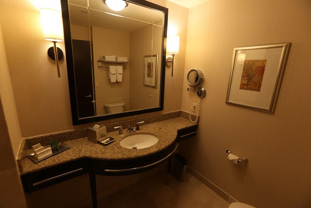 Hilton Americas-Houston Standard Suite 10