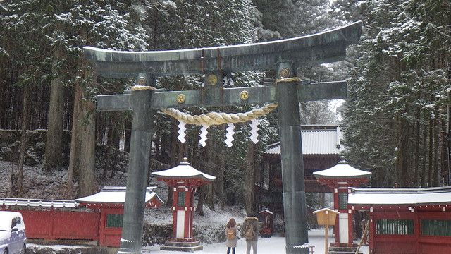 Futarasan Shrine「二荒山神社」