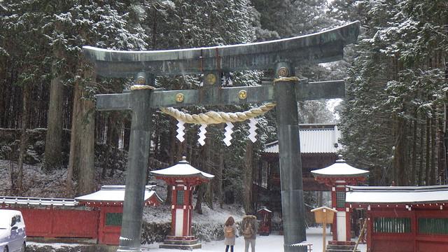 Futarasan Shrine「二荒山神社」