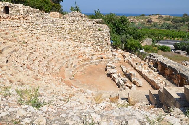 Elaiussa Sebaste, Cilicia, Turkey