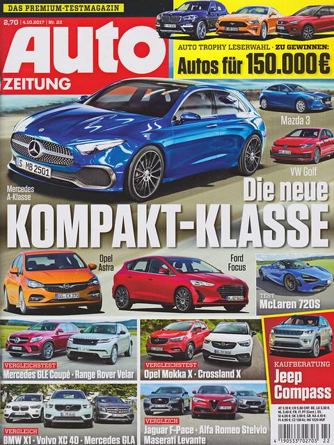 Auto Zeitung 22/2017