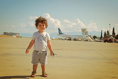 Airplane Kid