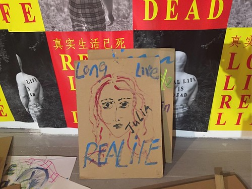 Ross Sinclair: Real Life Is Dead/Long Live Real Life