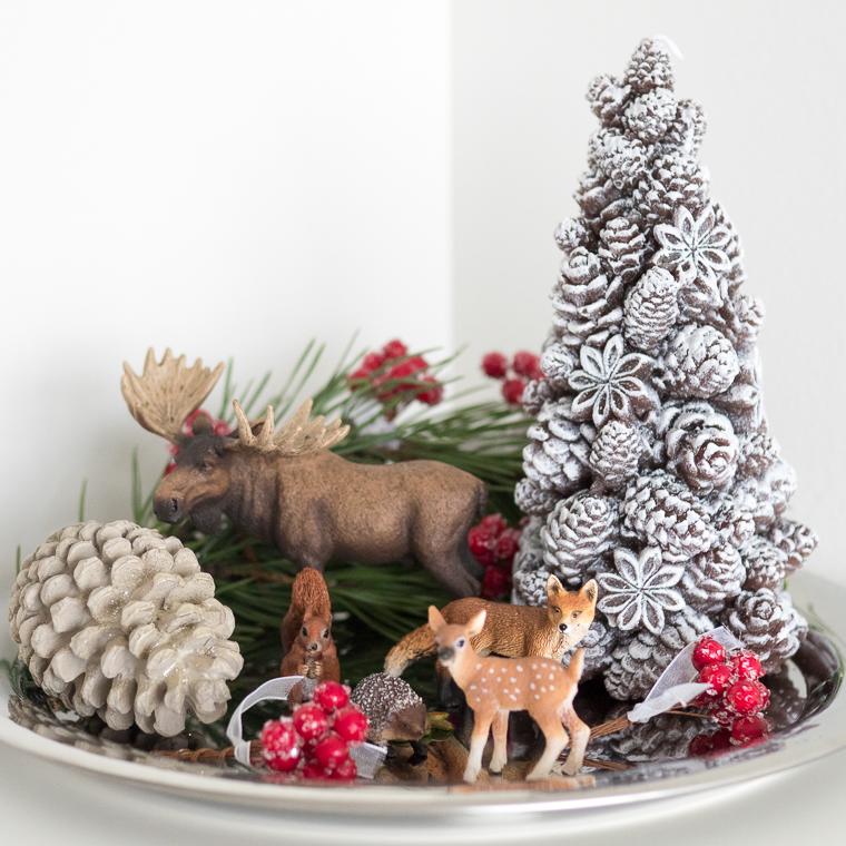 jouluasetelma Schleich
