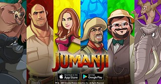 運用各式各樣的卡牌編組,在叢林中打敗對手吧!!《野蠻遊戲:瘋狂叢林》電影同名手機遊戲《JUMANJI: THE MOBILE GAME》開戰啦~