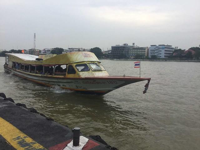 transports à Bangkok