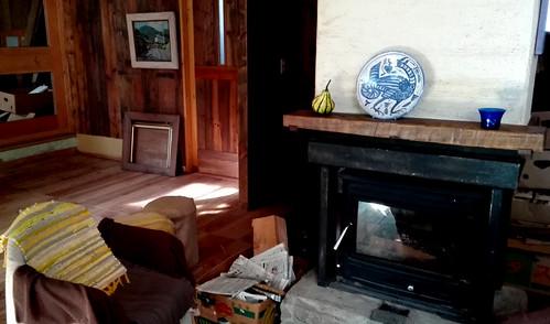 川里木工工房 Kawasato Woodwork Atelier (暖炉)