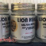 BALSEM LION HEAD 31G
