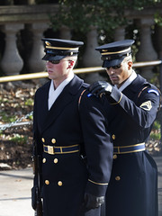 Wreaths Across America 2017  (476)Tomb of The Unknowns