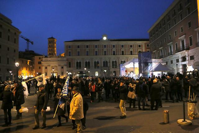 Roman Protest