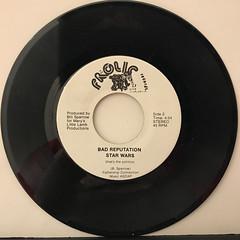 BAD REPUTATION:IS IT LIVE(RECORD SIDE-B)