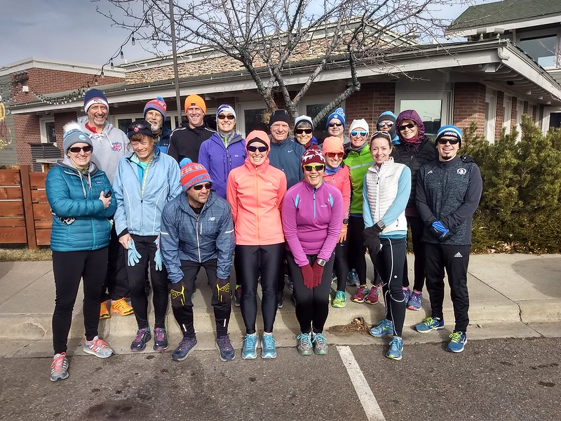 1/1/2017 -- Resolute Runner 5k and Roost / LOCO group run.