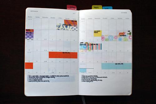 moleskine weekly planner 2017.