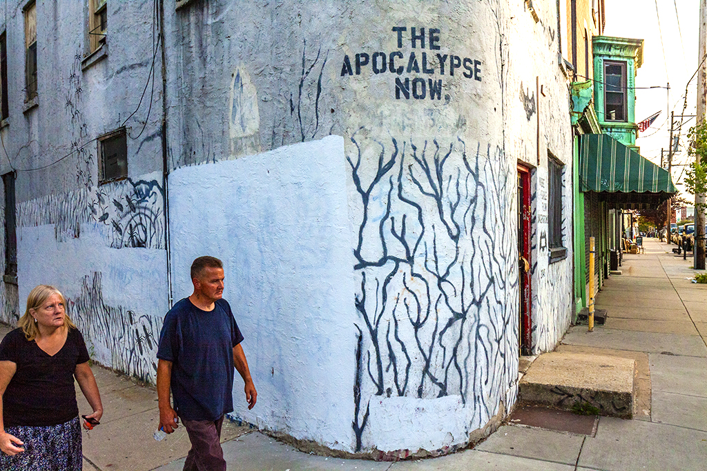 THE APOCALYPSE NOW--Fishtown