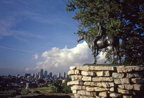 The Scout, Kansas City - Kodachrome - 1991