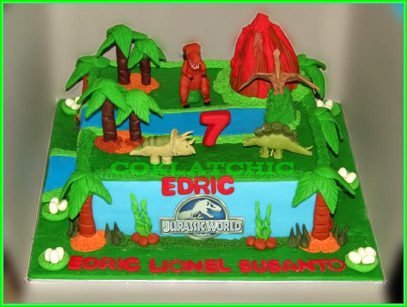 Cake Dino Edric 24cm