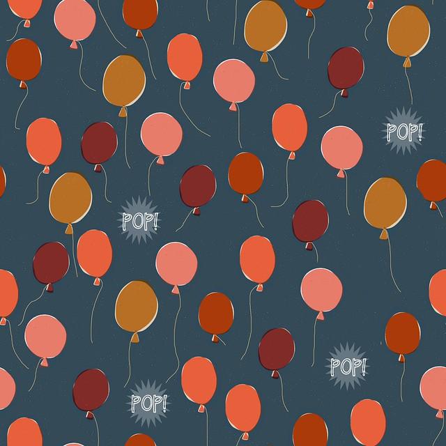 Pattern January day 1 pop