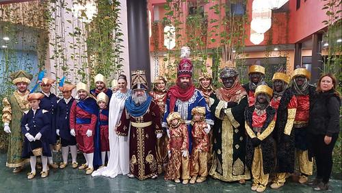 Cabalgata de Reyes Magos Dos Hermanas