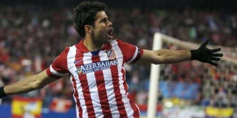 Diego Costa Tidak Akan Bermain Dalam Laga Atletico vs Getafe