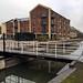 Ebley Mill Swingbridge @Stroudwater Navigation