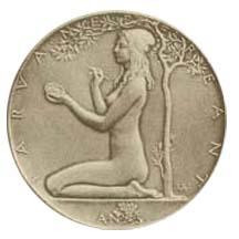 Saltus Medal obv