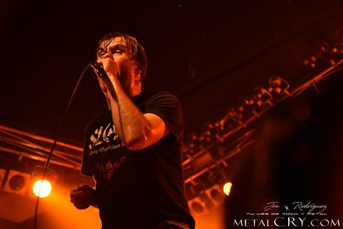 Napalm Death @ Jimmy Jazz, Vitoria-Gasteiz, 07/12/17