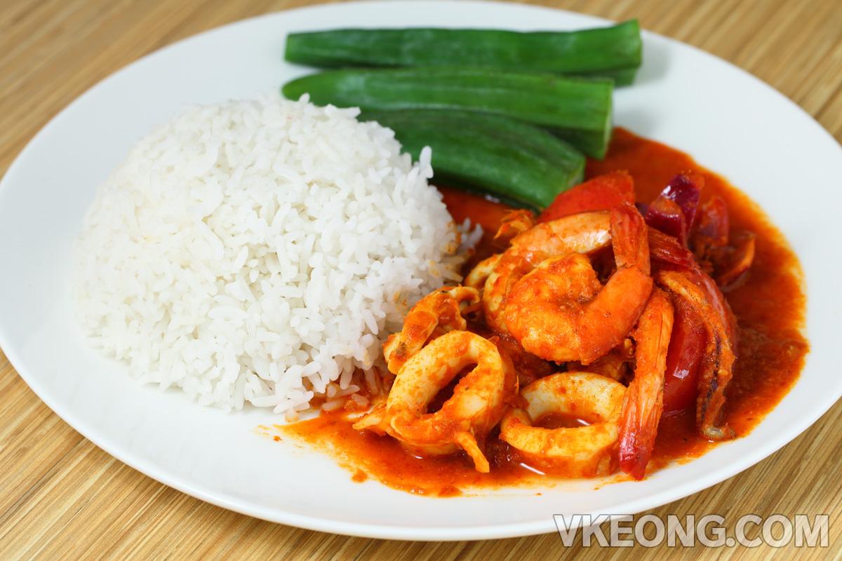 Tomyam-Seafood-Rice