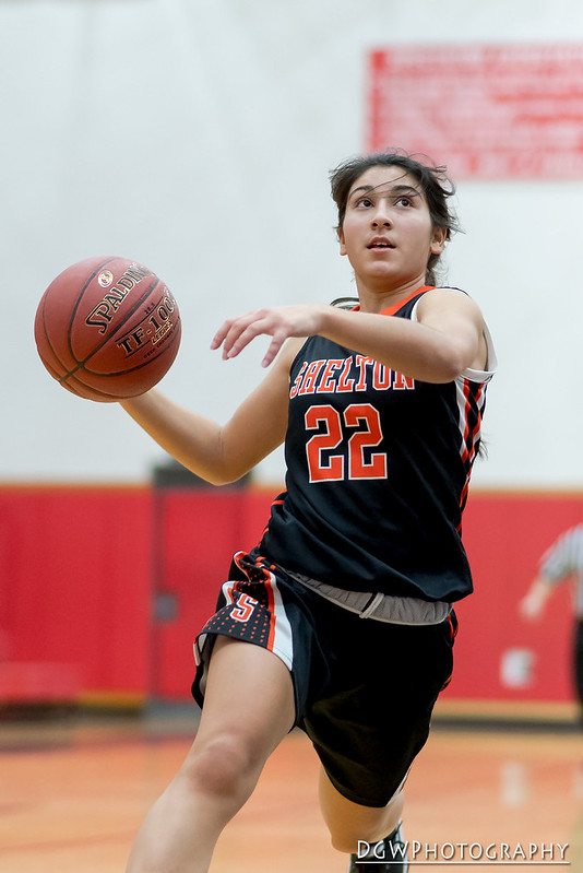 Shelton vs. Foran High - Girls High School Basketball