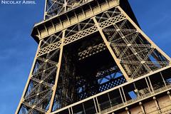 The iconic Tour Eiffel