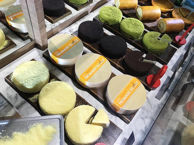 Cakes in Singapore
