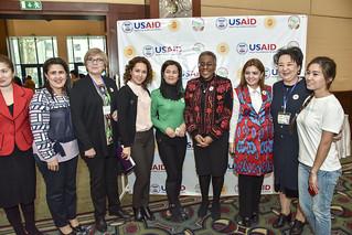 U.S. Agency for International Development Reintegration for Trafficking Survivors Project
