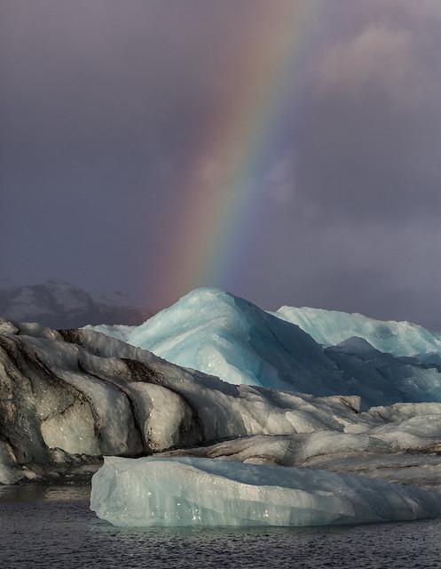 Icy Rainbow