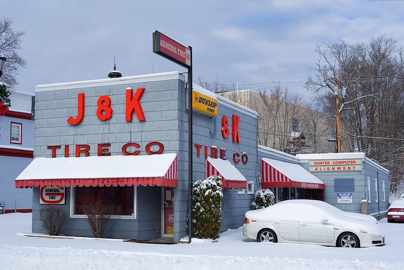 J&K Tire Company