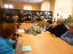 """клуб """"Кияни"""".24.12.17. ым. О. Грибоэдова"""