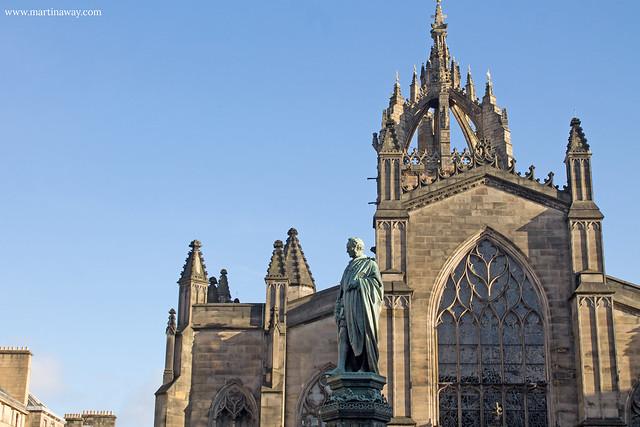 St. Giles Cathedral, Edimburgo cosa vedere