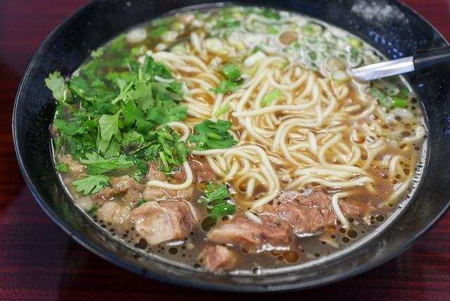 Lao Xi Noodle House- Arcadia, CA: Lao Xi'er Special Beef Noodle Soup