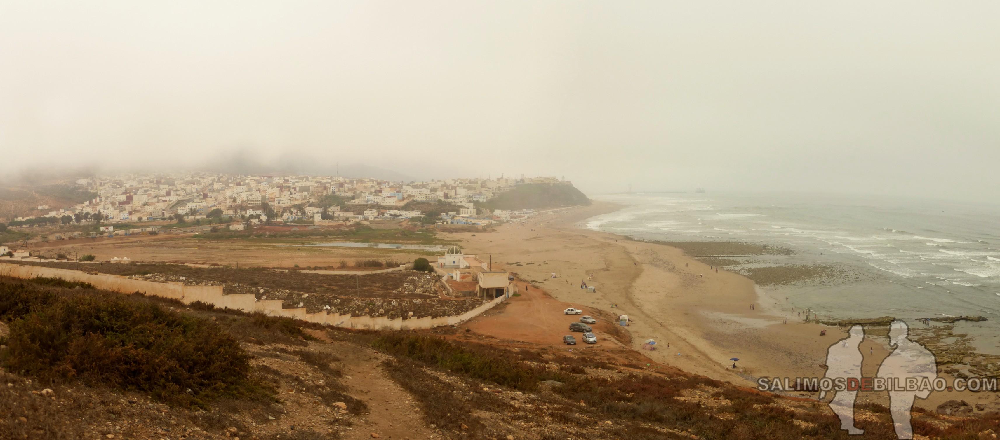 337. Pano, Sidi Ifni, Camino de Sidi Ifni a Legzira
