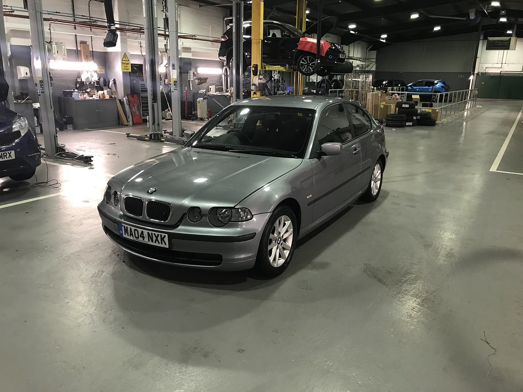 BMW E46 Compact - Page 1 - Readers' Cars - PistonHeads
