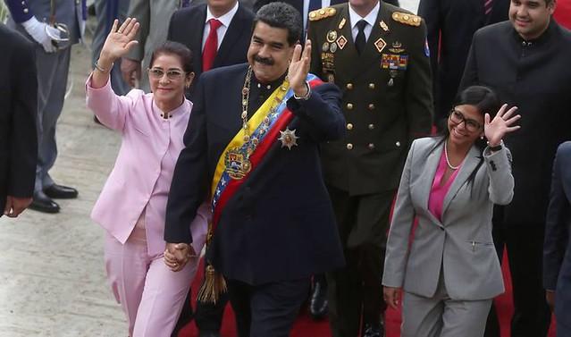 """""""Depor como seja Nicolás Maduro do Palácio de Miraflores foi e é o objetivo doentio da oposição reacionária"""", declarou Ramonet - Créditos: Agência Venezuelana de Notícias"""