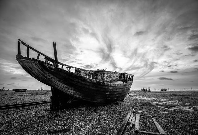 Run aground