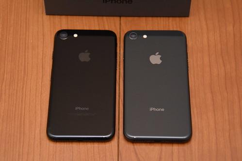 iPhone 7 & iPhone 8
