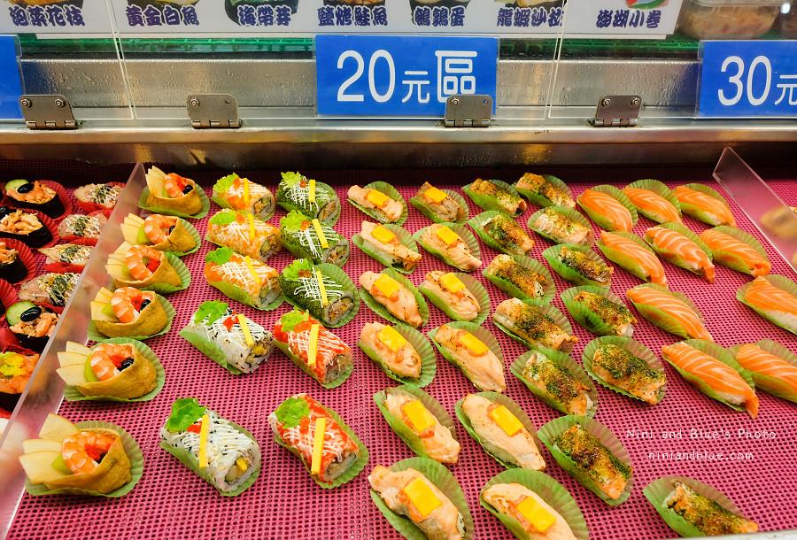 大根壽司.新光黃昏市場05