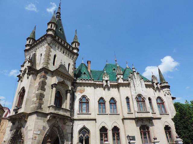Jakab's Palace, Košice, Slovakia