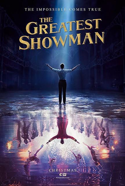 電影/美國/2017–大娛樂家 The Greatest Showman/內附電影原聲帶
