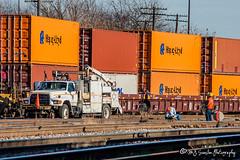 Intermodal Train | KC Junction | NS Memphis District