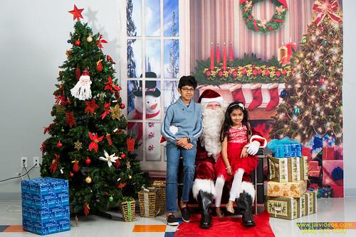 Santa at Teecs-68